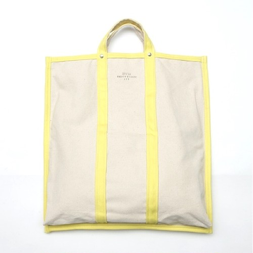 20/80(CANVAS #8 FRAME FLAT TOTE)