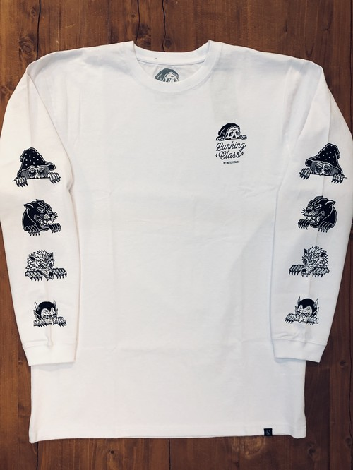 【LURKING CLASS by SKETCHY TANK】LURKING L/S T-SHIRTS