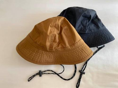 アーチ&ライン 紐付きシンプル帽子(48㎝-57㎝)