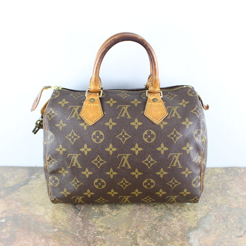 .LOUIS VUITTON SPEEDY25 M41528 SP0958 MONOGRAM PATTERNED BOSTON BAG MADE IN FRANCE/ルイヴィトンスピーディ25モノグラム柄ボストンバッグ2000000054988