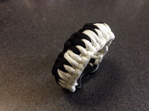 "Genoese Piano Bar"" Paracord Bracelet パラコードブレスレット"