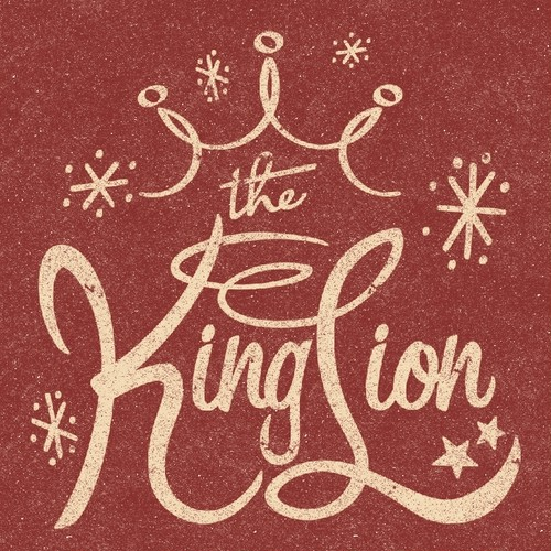 The KING LION ステッカー 2019