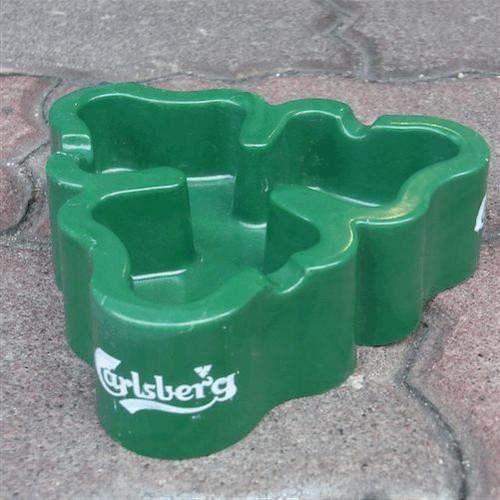 企業販促 a.k.a. ノベルティ灰皿 Carlsberg