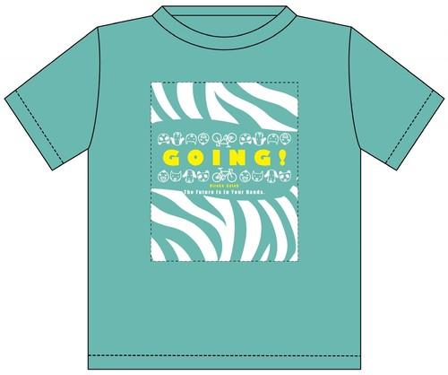 【グッズ】Going! Tシャツ