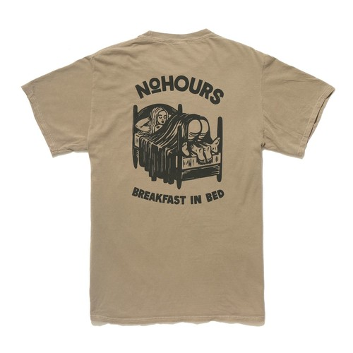 "NoHOURS""IN BED SS TEE"""