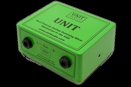 New Unit 16 x 2 TRS