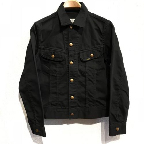 orSlow 『別注Westerner Jacket #Black』