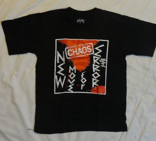 THIRD WORLD CHAOS Tシャツ [Mサイズ]