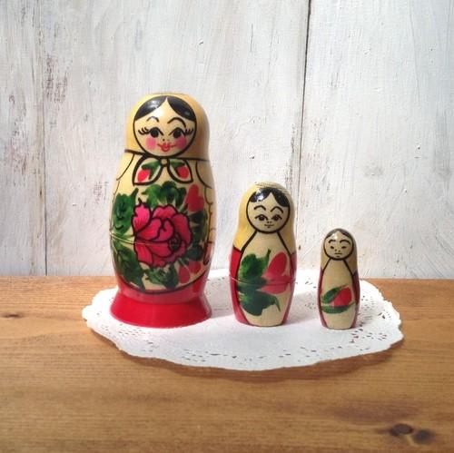 マトリョーシカ 伝統柄