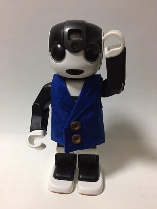 ロボット☆ファッション☆カジュアルシャツ☆Robohon向け RST17-011