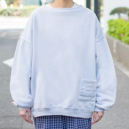 """b.u.m.equipment"" Design Sweatshirt"