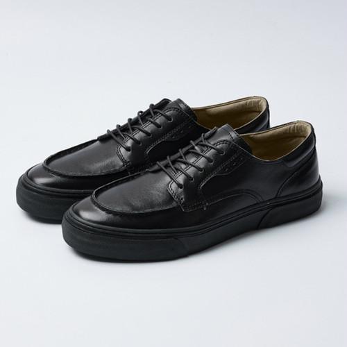 SLACK FOOTWEAR / KLAVE U-TIP (BLACK/BLACK)