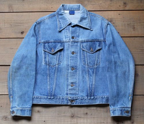 (Fn2343) 70's~ Sears Jeans Joint デニムジャケット