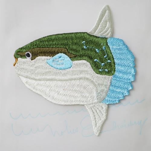 Sea Life 〈Sunfish〉受注生産商品