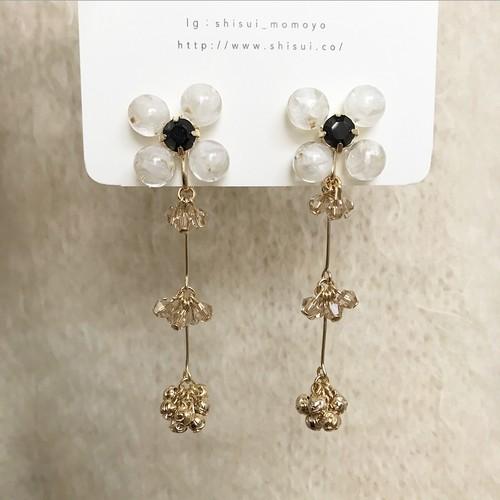 flower tubu beads