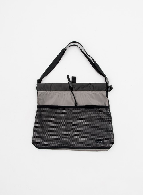 BAL バル / PORTER® DRAWSTRING SHOULDER BAG