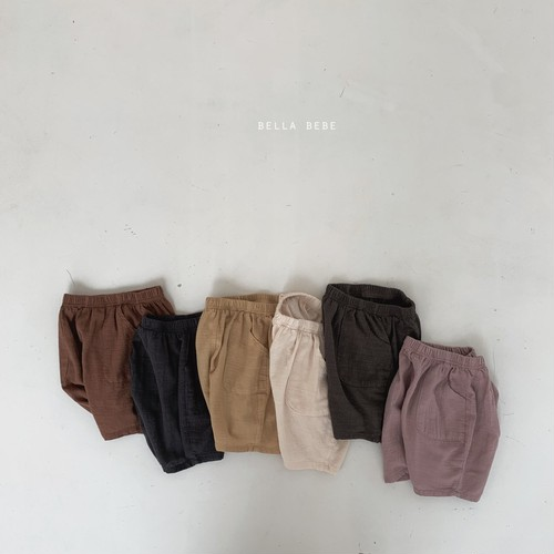 =sold out= long fit pants【baby】〈bella bambina〉