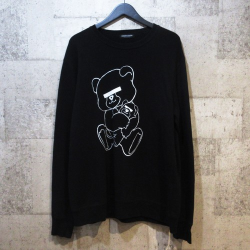 UNDERCOVER BASIC SWEAT UBEAR