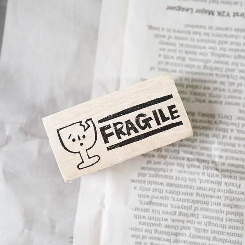 〈はんこ〉FRAGILE