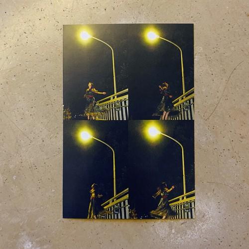 Tielleオリジナルポストカード(月)