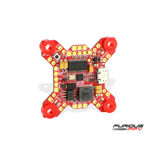 FORTINI F4 OSD 32Khz Flight Controller Rev.3