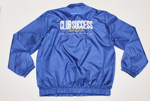 CLUB SUCCESS®ブルゾン