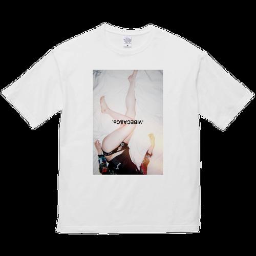 vibeca ボックスシルエットTシャツ