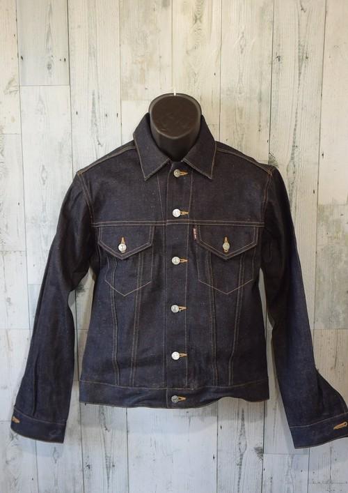 BLUEWAY(ブルーウェイ) 3rdモデルノンウォッシュデニムジャケット 日本製 RankS☆アメカジファッション