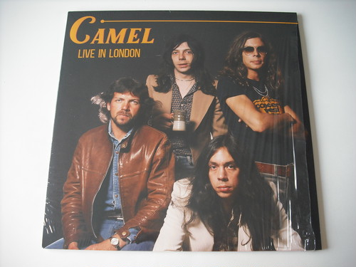 【LP】CAMEL / LIVE IN LONDON