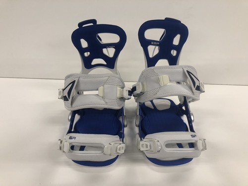 OUTLET : 17-18 SP Bindings Brotherhood Blue/White Sサイズ 試乗ビンディング