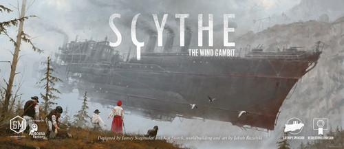 (予約商品・7〜8月入荷予定)Scythe: The Wind Gambit  和訳説明書付き