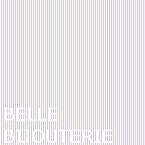 スリムストライプ*lavender(1.5mm幅)A3