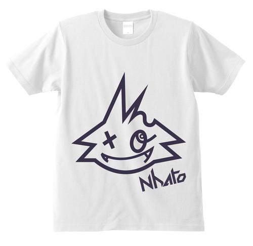 [予約商品] Nhato Logo Print T-Shirt