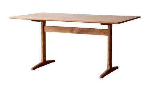 aテーブル(長方形) 小樽オーク W1500