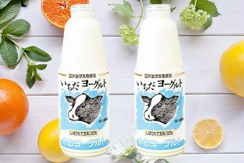 【ギフト】飲むヨーグルト「いちだヨーグルト」900ml×2本(贈答・ギフトB-21)