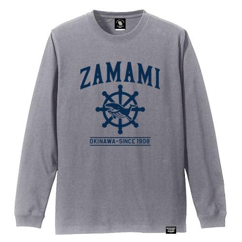 ZAMAMI VILLAGE LONG SLEEVE TEE