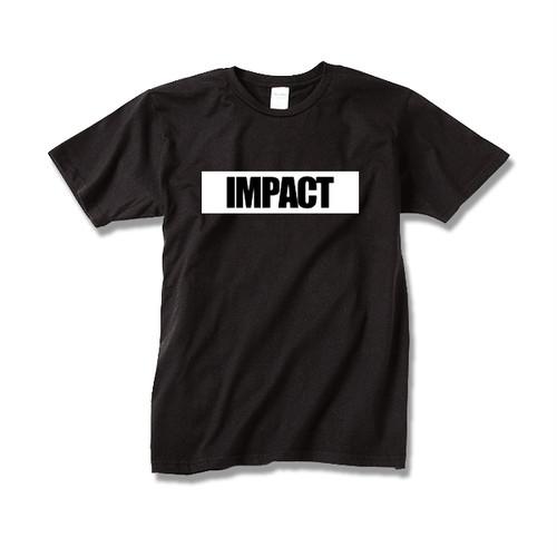 Tシャツ IMPACT / black-white