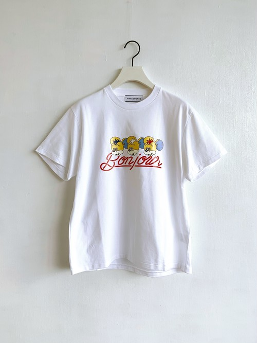 mouse of triplets T-shirt