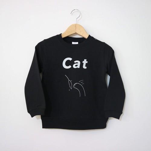 Cat スウェット・KIDS