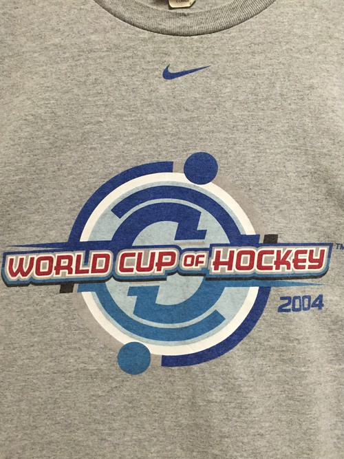 2004's NIKE WORLD CUP OF HOCKEY L/S T's