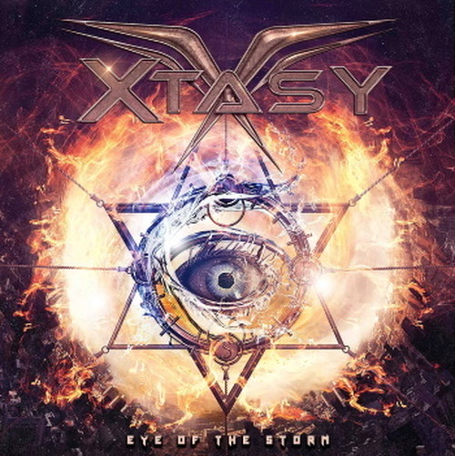 XTASY 『Eye Of The Storm』 CD