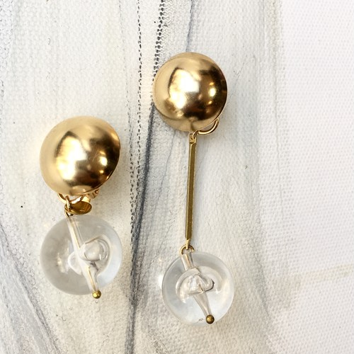 One of a kind earring - No.703*