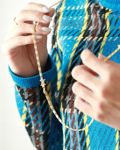 CELNE chain long necklace