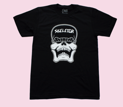 "DATA CREW""SKELETOR T-SHIRT"""
