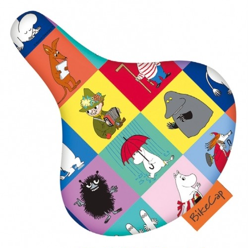 MOOMIN Checked BikeCap フリーサイズ