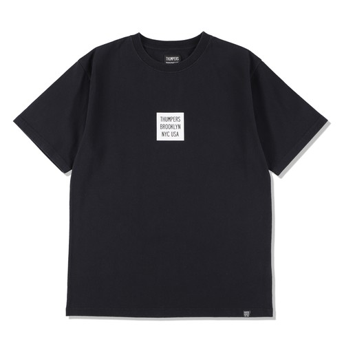 BOX LOGO S/S TEE / THUMPERS