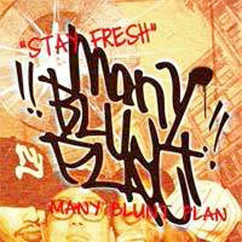 """STAY FRESH""/MANY BLUNT PLAN"