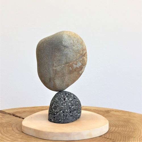 『宅積み用石花台』マルタ座一式(皮なし)[6-2152]