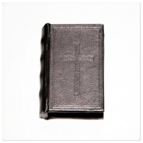 Empty Book 296 Cross Small