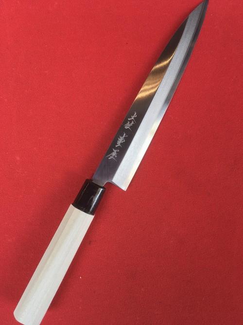 柳刃包丁 6寸 片刃